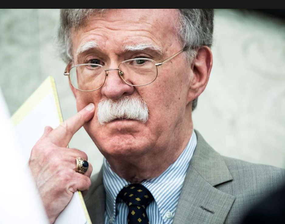 Capture - Bolton Sidelined from Afghanistan Policy