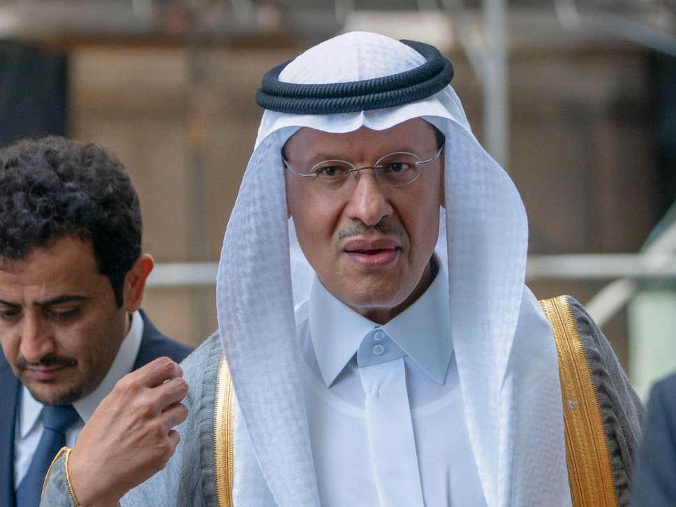 energy minister Abdulaziz Bin Salman - Saudi Arabia has Named Prince Abdulaziz bin Salman, a Son of the King, as Energy Minister in a Royal Decree.