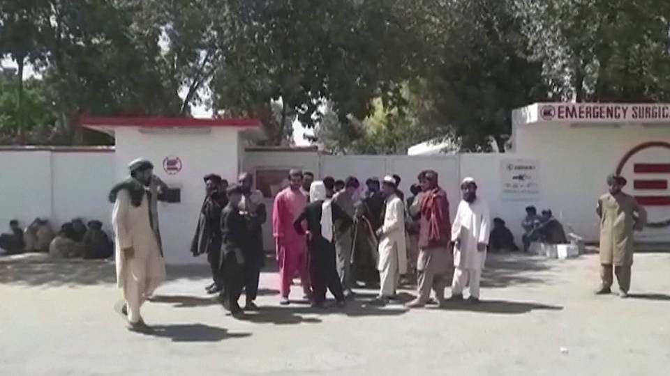 h6 afghanistan civilians us attack wedding 1 - Afghanistan: At Least 40 Civilians Killed by US-Afghan Attack