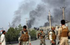 kabul explosion 226x145 - Hours after US-Taliban Deal; At least 16 Dead in Suicide Attack