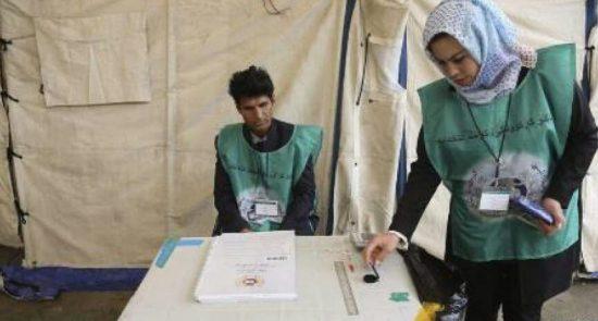 انتخابات2 550x295 - TEFA Approved the Fraud in Afghanistan Presidential Election