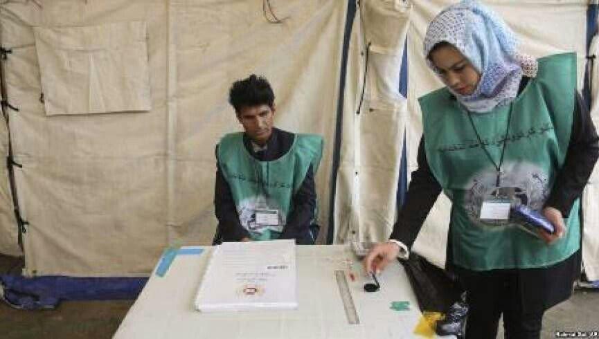 انتخابات2 - TEFA Approved the Fraud in Afghanistan Presidential Election