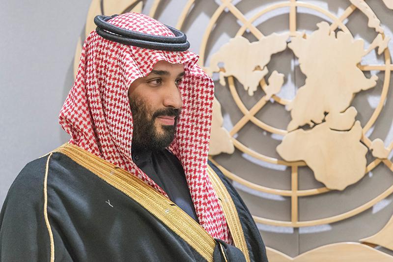201808middleeast saudi un binsalman - HRW: France Should Hold Firm Against Saudi Abuses