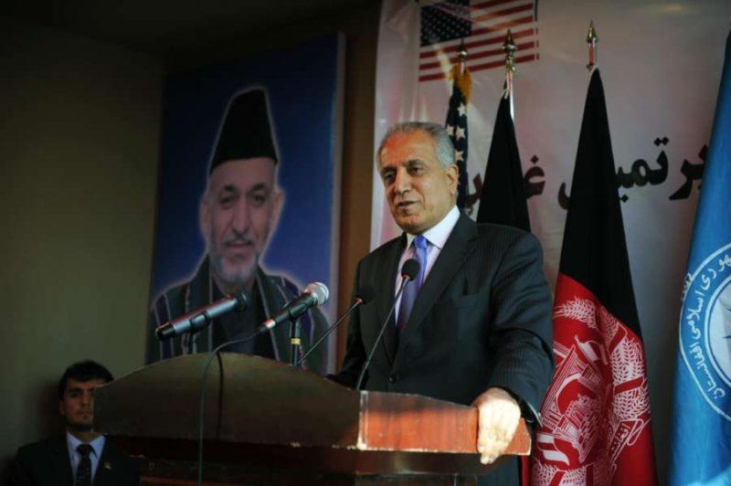 6271877101 125663e32f o 800x532 - Khalilzad Renews Afghan Peace Mission