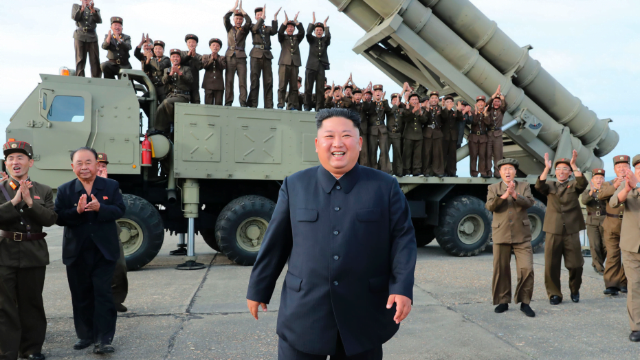 ContentBroker contentid 8e1ec3ce8bca407fa9c06afbd59ef56f - North Korea has once again Test-fired Missile, US Official Says