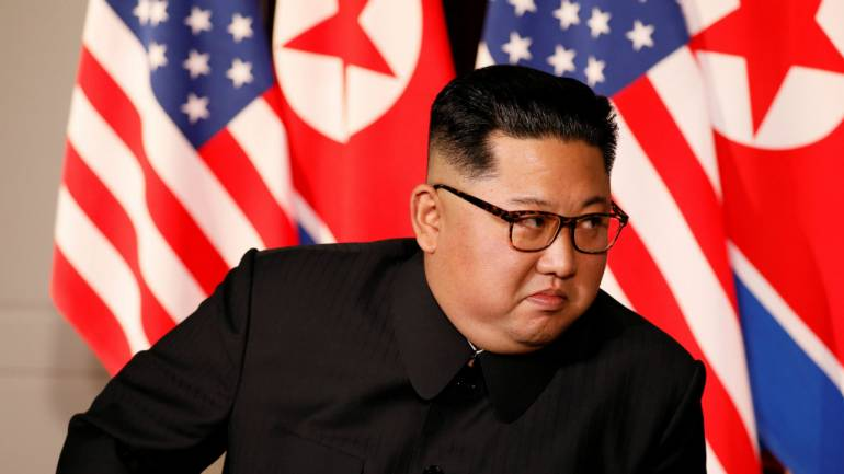North Korean leader Kim Jong Un 770x433 - North Korea's Un Losing Patience With US Negotiations? Officials Warn Of 'Exchange Of Fire At Any Moment'