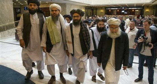 images 1 5 550x295 - New US-Taliban Peace Talks to be Held in China