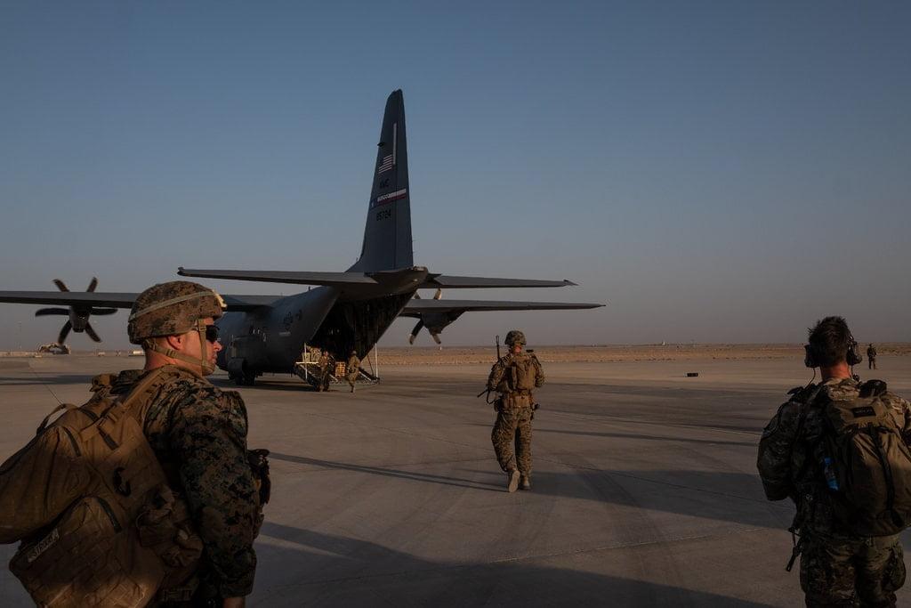 merlin 161568102 83161687 e1a4 4dcb 95a7 15ba0f32b02a jumbo - U.S. Is Quietly Reducing Its Troop Force in Afghanistan