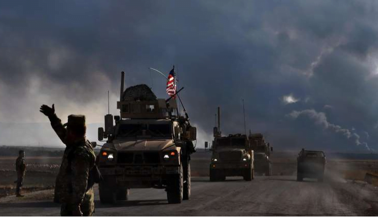 124 - U.S. Troop Withdrawal Creates Opening for Revitalized Syrian Regime