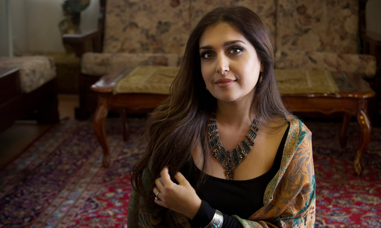 4200 - Afghanistan's Oprah: Mozhdah on Fame, Threats and Why she Won't Live her Life in Fear