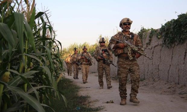 5184 - Roadside Bomb Left Nine Children Dead in Afghanistan