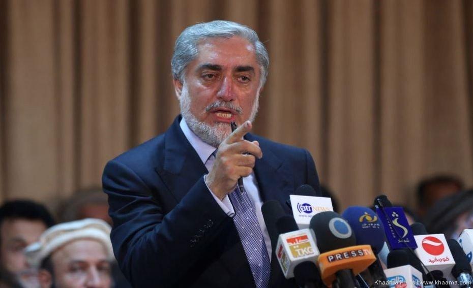 Abdullah Abdullah - Abdullah to Boycott Recount Process in Afghanistan Election