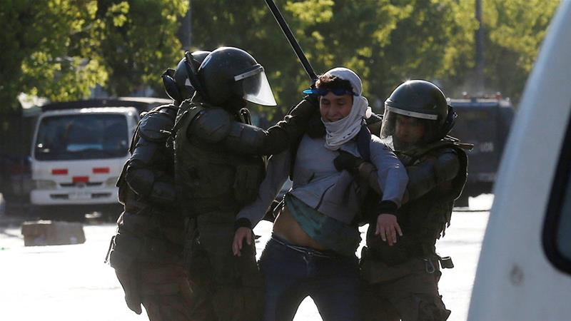 587100ce9a7e4b0690f096f906ac6959 18 - UN Chile's Police Accused of Human Rights Abuses