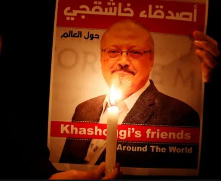 6986 - Saudi Arabia Mocked Justice through Jamal Khashoggi's Murder Case Sentences