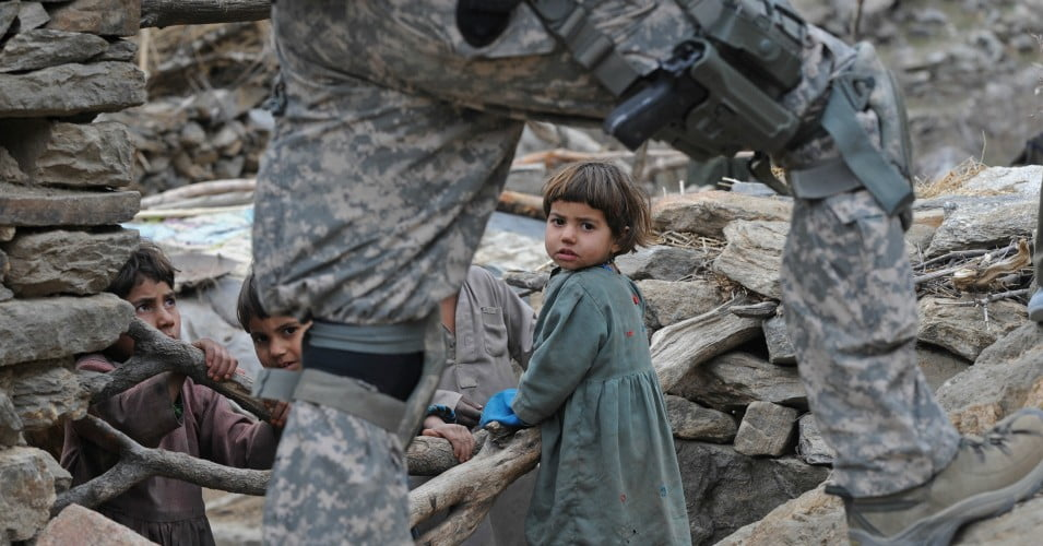 afghan war civilians - US Government Repeatedly Misled Americans on war in Afghanistan