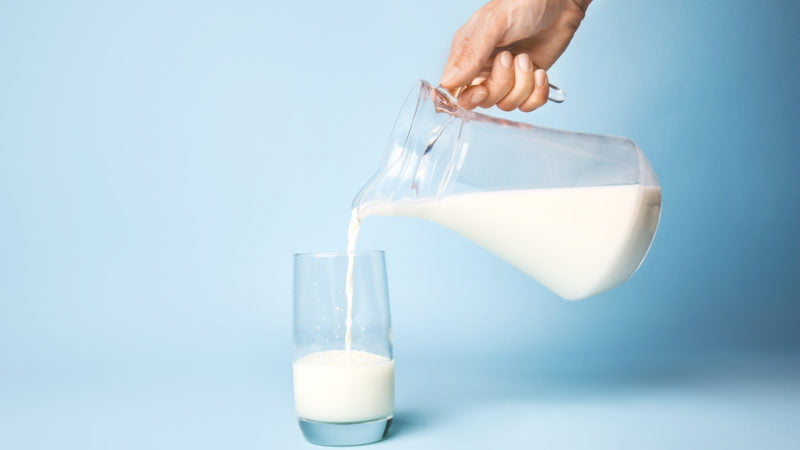 shutterstock 1472439989 800x450 1 - Milk Intolerant? Lactose Might Not Be the Problem