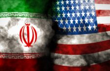 iran flag u.s. flag 226x145 - Iran Hit Two US Military Bases in Iraq with Ballistic Missiles, Almost 84 Dead