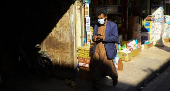 3932 550x295 - First Coronavirus Case in Afghanistan, Getting Ready for Outbreak
