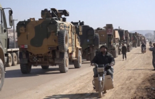 689 226x145 - Turkey Armors the Syrian Border, 300 Other Trucks and Vehicles Conveyed