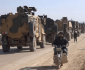 Turkey Armors the Syrian Border, 300 Other Trucks and Vehicles Conveyed