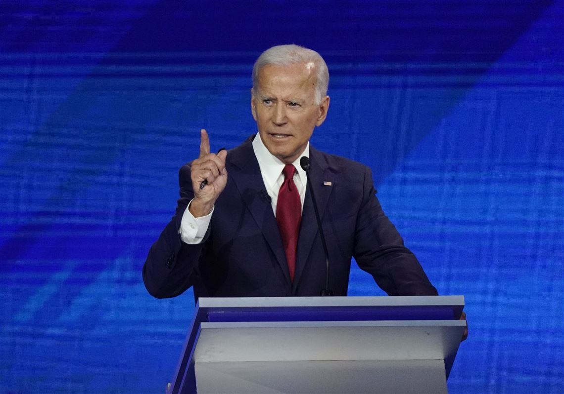 Election 2020 Debate 45 1568724069 - Biden Warns About Troop Pullout from Afghanistan