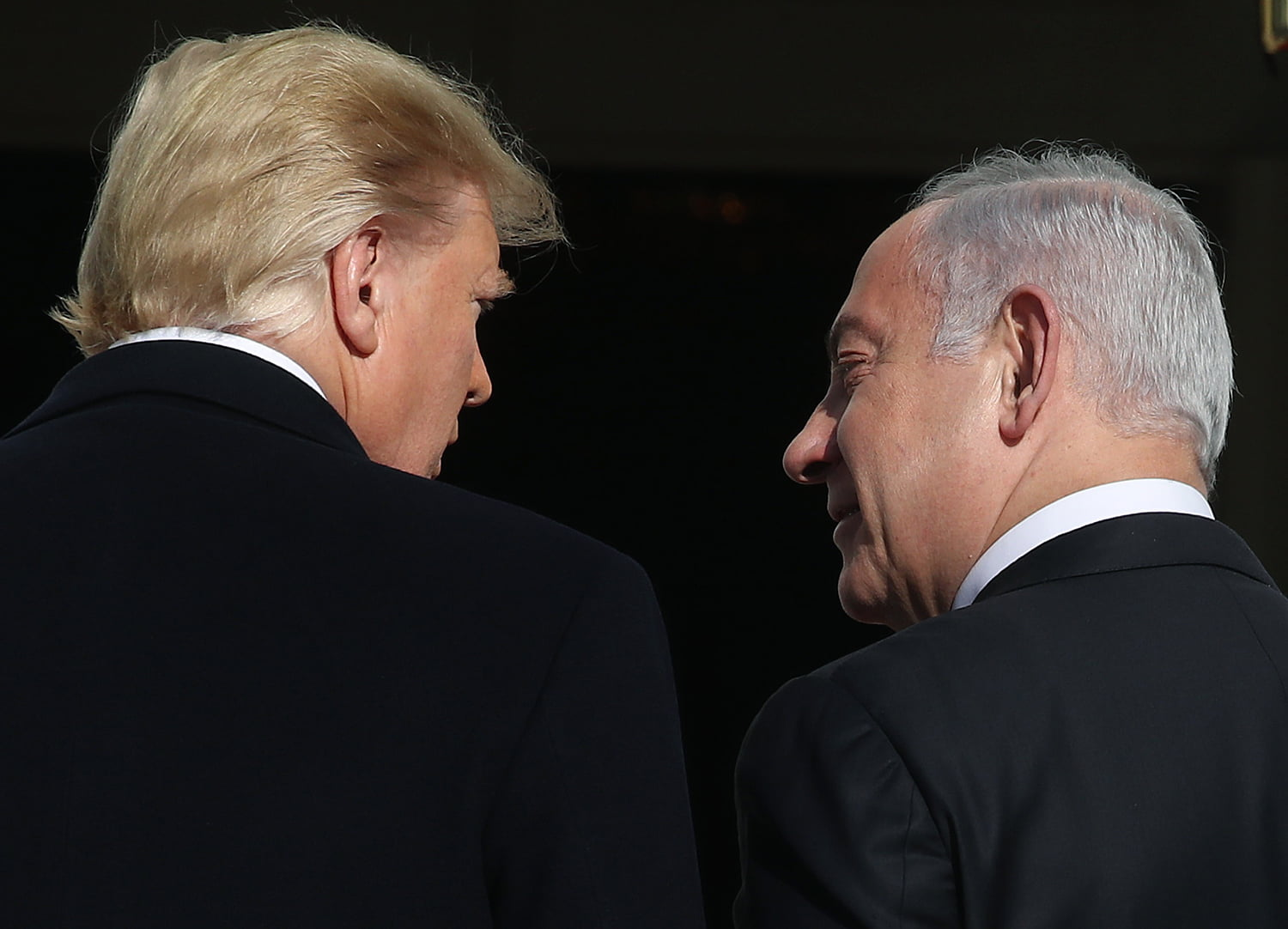 israel palestine peace plan - What Trump's Middle East Plan Means for Palestinians