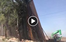 strong winds portion us border wall mexico 226x145 - Strong winds push portion of US border wall into Mexico