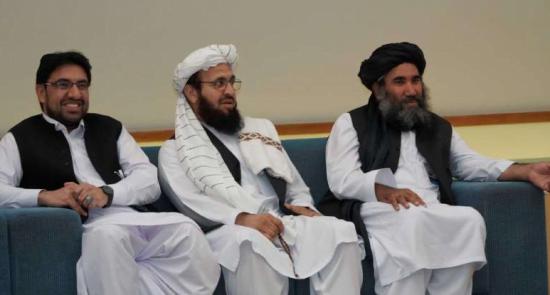 4 550x295 - Pakistan Warns US of 'Spoilers' on US-Taliban Deal in Afghanistan
