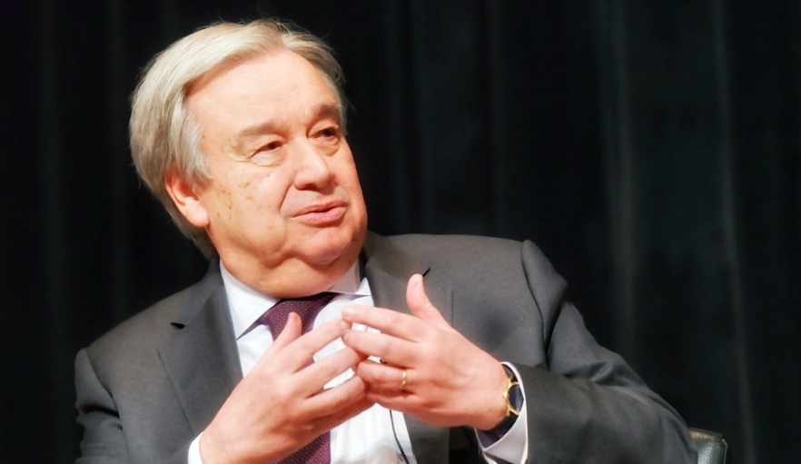 52 - UN Chief: Make This the Century of Women's Equality