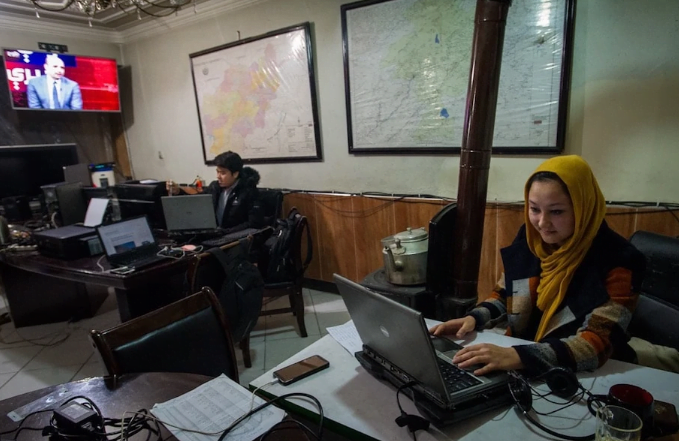 Capture 4 - Attacks Against Journalists Continue To Rise In Afghanistan