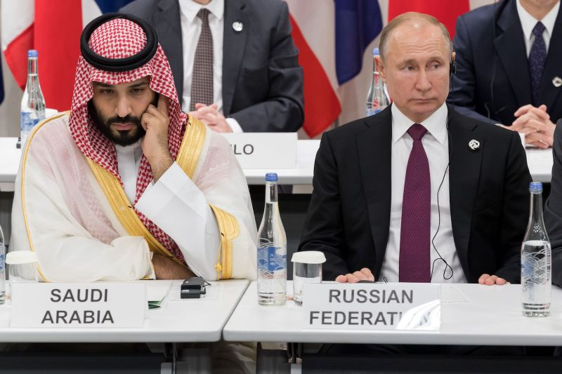 GettyImages 1152489863 - Global Game of Oil Price Between Russia and Saudi Arabia, No Sight of End