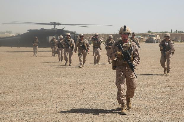 marines afghanistan 1 1200x800 1 - Statistics Behind The Longest War In Afghanistan