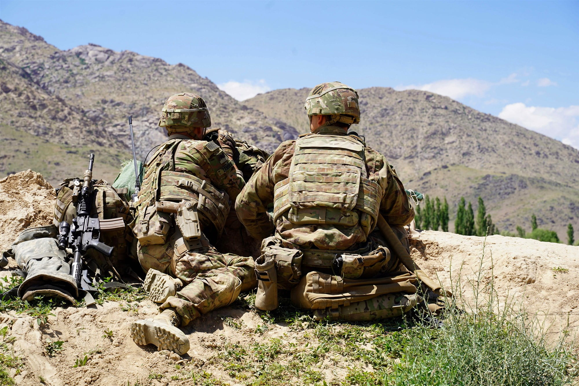 200424 us soldiers afghanistan se1212p 8e1ba60fd90bc03750d2e56be6bd2b0a.fit 2000w - Trump Insists Pulling Troops Out of Afghanistan as COVID-19 Outbreak Looms