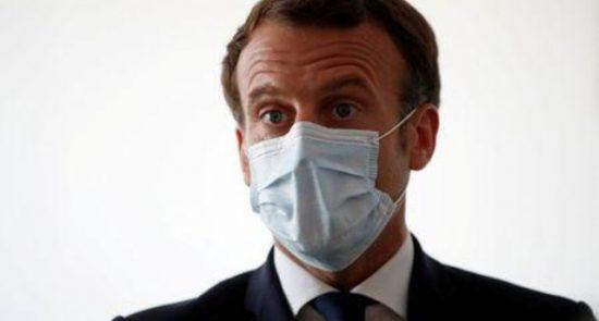 image kcn21x0f0 550x295 - Macron Secured UN's Ceasefire Plan to Let World Focus on Coronavirus