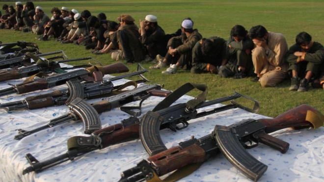 112232041 afghanis - Afghanistan's Intelligence Service Arrested IS Regional Leader