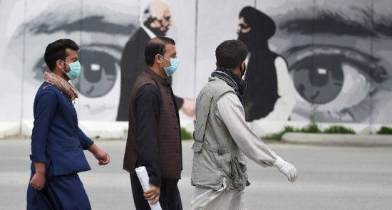 2050376 460083331 550x295 - Afghanistan May be One of the Worst Countries in COVID-19 Infection in World