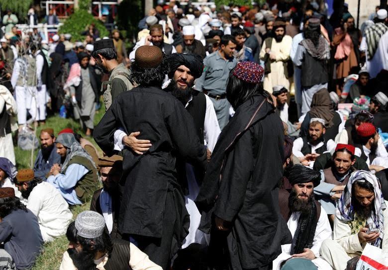 23 - Urging Truce Extension Afghanistan Plans to Flee 900 Taliban Prisoners