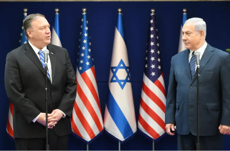 Capture 1 - Pompeo to Visit Israel on Wednesday: China Likely to be on Agenda