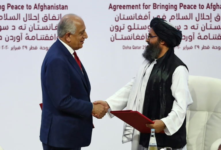 f1d2eec91bc392eb95803e3660fd1a73 - Taliban Committed to US Peace Deal, Its Leader Says
