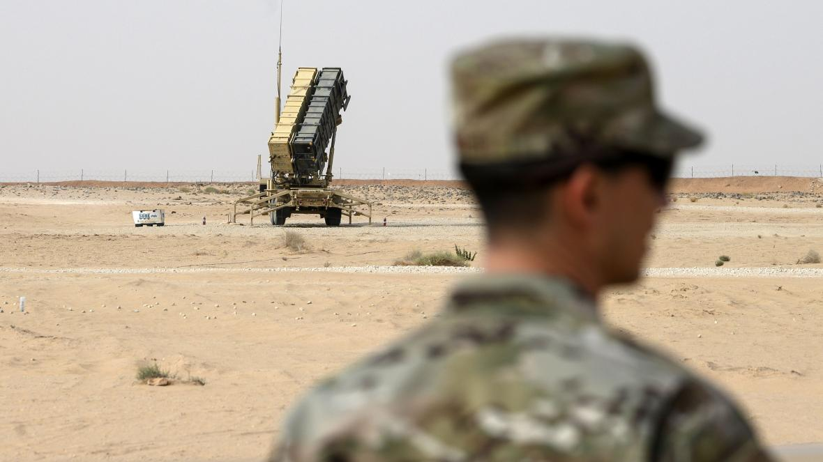 methode times prod web bin 06ea21d4 9137 11ea 866d 11e3826964c3 - US Pulls Missiles out of Saudi Arabia as Iran Tensions Cool