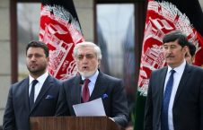 Abdullah Expressed Willingness to Talk With Taliban 'At Any Time'
