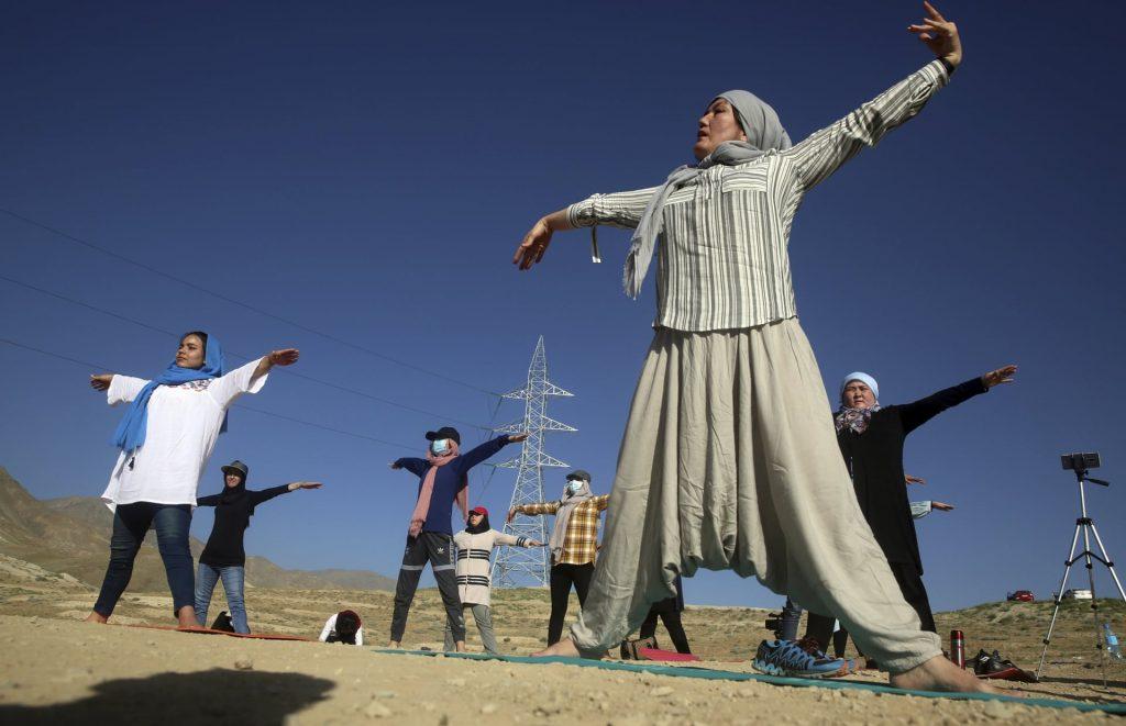 5500 1 1024x661 - International Yoga Day, Afghanistan