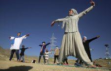 International Yoga Day, Afghanistan