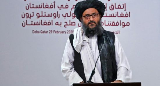 the taliban have reaffirmed their commitment to a 550x295 - Taliban Reaffirm Commitment To US Deal In Pompeo Call