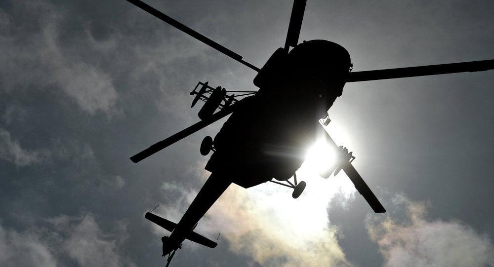 یونظامي هلیکوپتر راغورځول