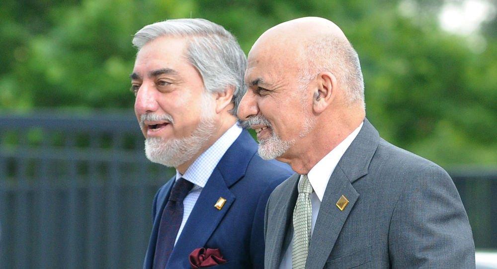 د غني او عبدالله حکومت