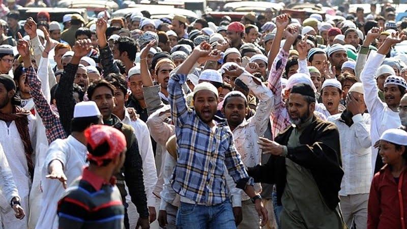 په هند کې د تابعيت ناندريز قانون پر ضد مظاهری
