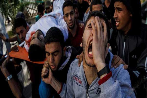 اسرائیلو له مارچ میاشتې راهسې ۱۱۲ فلسطینیان شهیدان کړل