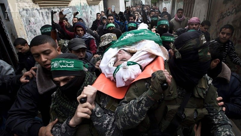 یو فلسطینی ځوان د صهیونیسټی پوځیانو په ډزوشهید شول
