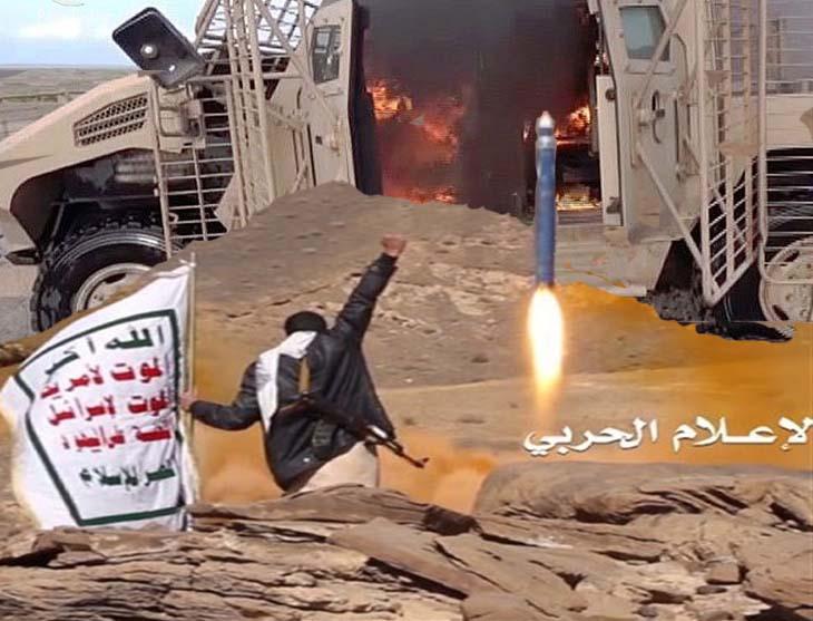يمني ځواکونو يو ځل بيا پر سعودي تالي څټوباندی د توغنديو بریدونه